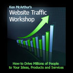 Website Traffic: How to Drive Millions to Your Ideas, Products and Services