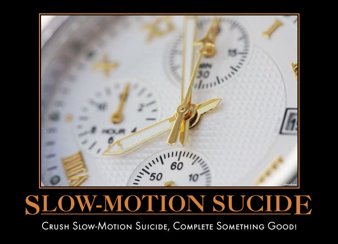 SlowMotionSuicide